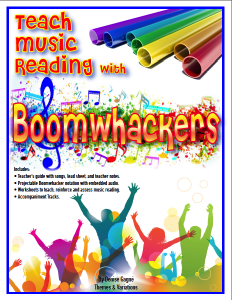 Teach Music w Boomwhackers cover