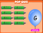 pop quiz staff 1a (notes to letter)